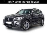 BMW X3 xDrive20d Msport navi Prof + gancio traino