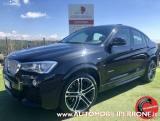 BMW X4 XDrive 30d MSport  (Tetto/NaviPro/Pelle)
