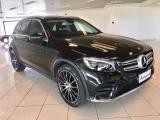 MERCEDES-BENZ GLC 250 d 4Matic Premium AMG Euro 6B UNICO proprietari