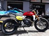 FANTIC MOTOR Caballero Scrambler 500 fantic caballero 500