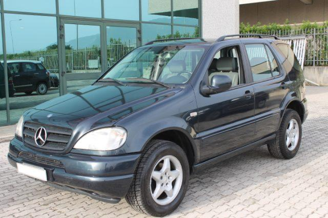 MERCEDES-BENZ ML 270 turbodiesel cat CDI