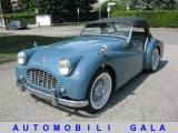 TRIUMPH TR3 smallmouth ASI ORO RESTAURO TOTALE