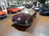 MERCEDES-BENZ SL 230 ITALIANA -TARGHE E LIBRETTO ORIGINALI