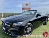 MERCEDES-BENZ E 220 d 4Matic 194cv Cabrio Premium AMG-LINE