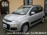 FIAT Panda 1.2 69cv LOUNGE - ARGENTO MET. - KM 32.674 - NEOP.