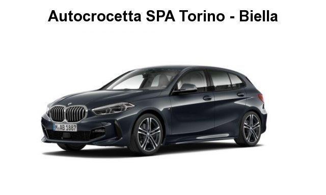 BMW 116 d 5 Porte M Sport EURO 6