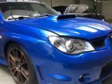 SUBARU Impreza 2.5 turbo 16V WRX STi 4T