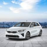 KIA cee'd 1.4 MPi GPL 5p. Business