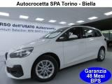 BMW 216 d Gran Tourer 7 Posti Advantage Business Auto E6