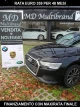 AUDI A6 Avant 40 2.0 TDI S tronic + ACC+ GANCIO TRAINO