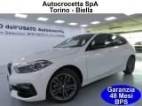 BMW 116 d 5 Porte Sport NUOVO MODELLO