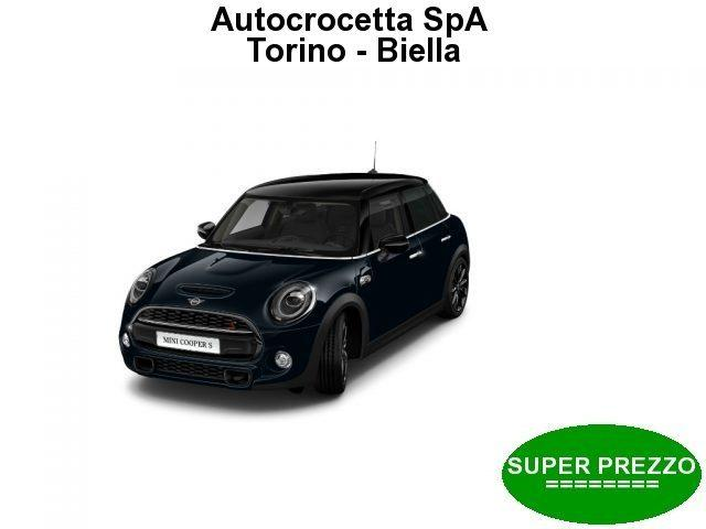 MINI Cooper S 2.0 Hype 5 porte Auto