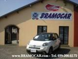 FIAT 500L 1.4 95cv CITY CROSS - BIANCA Tetto NERO - KM 24m.