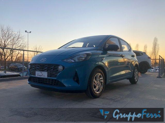 HYUNDAI i10 New i10 1.0 MPI Tech Connect Comfort