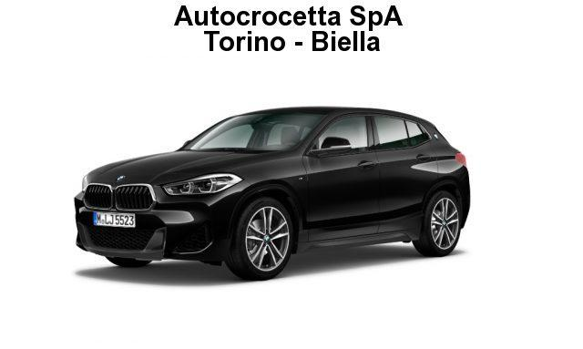 BMW X2 sDrive18d Msport 150HP