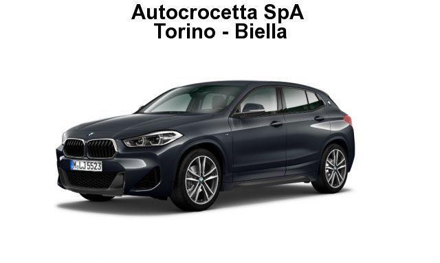 BMW X2 sDrive18d Msport 150HP