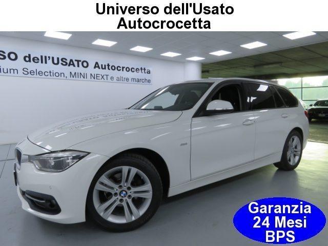 BMW 316 d Touring Sport Auto EURO 6