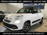 FIAT 500L 1.4 95CV GPL Mirror CarPLAY/