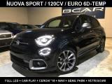 FIAT 500X 1.0 T3 120 CV Sport +FULL LED +Navi+