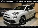 FIAT 500X 1.0 T3 120CV GPL Sport +FULL LED +Navi+