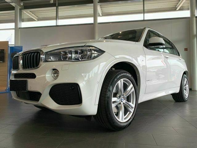 BMW X5 xDrive30d 258CV Experience
