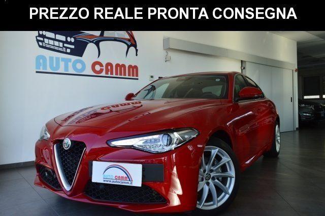 ALFA ROMEO Giulia 2.0 Turbo 200cv AT8 Sport-Tech km0 PRONTA CONSEGNA