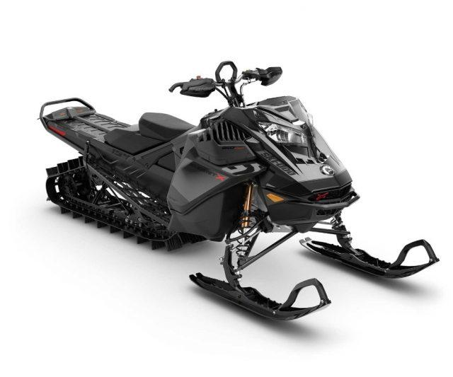 "OTHERS-ANDERE OTHERS-ANDERE Skidoo Summit X Expert 154"" 850 E-TEC TURBO Black"