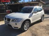 BMW X3 xDrive20d SOLO 88000 KM UNICO PROPRIETARIO