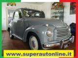 OLDTIMER Fiat 500C  TOPOLINO 500C CONVERTIBILE
