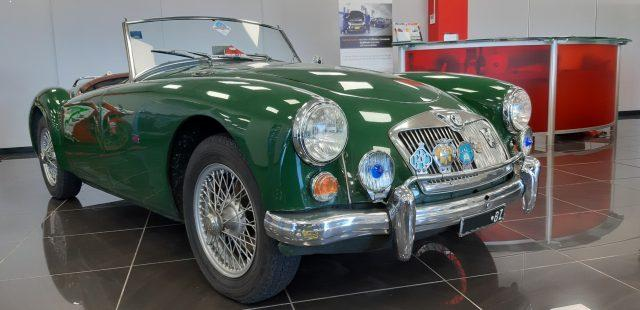 MG MGA 1600  ** BRITISH RACING GREEN**