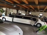 LINCOLN Town Car LIMOUSINE 9 POSTI PATENTE B BY GANDIN MOTORS