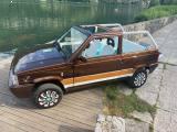 FIAT Panda Cabriolet *RIVA* *UNICA AL MONDO*