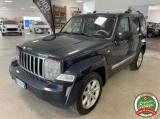 JEEP Cherokee 2.8 CRD DPF Limited Automatica 4wd Ridotte