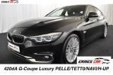 BMW 420 d Gran Coupé Luxury-TETTO-PELLE-NAVI PROF