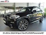 BMW X3 xDrive20d Msport-PANO-NAVI PRO-HEAD UP