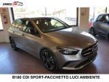 MERCEDES-BENZ B 180 d Automatic Sport PACCHETTO LUCI AMBIENTE