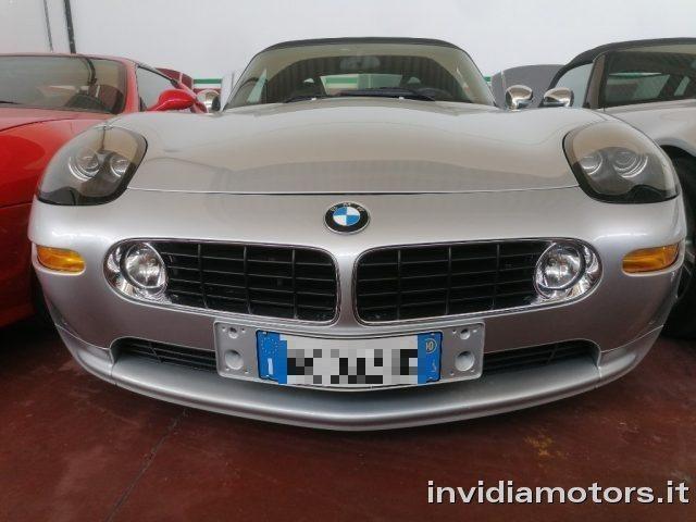 BMW Z8 italiana da sempre service book