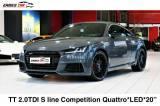 AUDI TT Coupé 2.0 TDI quattro S tronic COMPETITION
