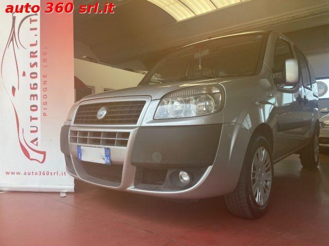 FIAT Doblo Doblò 1.3 MJ 16V Combi 5 p.ti SX N1