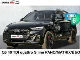 AUDI Q5 40 TDI 204 CV quattro S tronic S line-PANO-F1