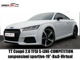 AUDI TT Coupé 2.0  quattroS tronic COMPETITION S LINE'