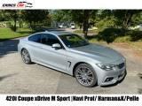 BMW 420 i Coupé Msport xDrive-NAVI PROF-PELLE-HARMAN