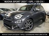 FIAT 500X 1.0 120CV GPL Sport FULL LED /Navi/