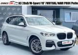 BMW X3 xDrive20d Msport-NAVI PROF-LIVE COCKPIT
