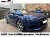 AUDI TT Coupé 2.0 TFSI quattro S tronic S line
