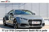 AUDI TT Coupé COMPETITION 2.0 TFSI S tronic S line