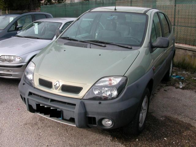 RENAULT Scenic Scénic 1.9 dCi cat RX4