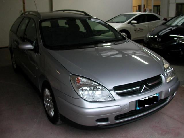 CITROEN C5 2.2 HDi cat S.W. Exclusive