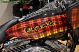 HARLEY-DAVIDSON 1450 Road Glide LION RAMPANT *SERIE SPECIALE*