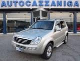 SSANGYONG REXTON 290 TD PLUS 4WD CON GANCIO *VENDUTO PROV. BERGAMO*